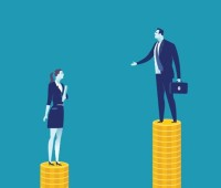 Nationwide, women earn an average 79 percent of what men make, according to U.S. employment statistics. In Orange County, the gender pay gap depends on where you live, ranging from about 73 percent% to 98 percent%, although there's more to the numbers than meets the eye.